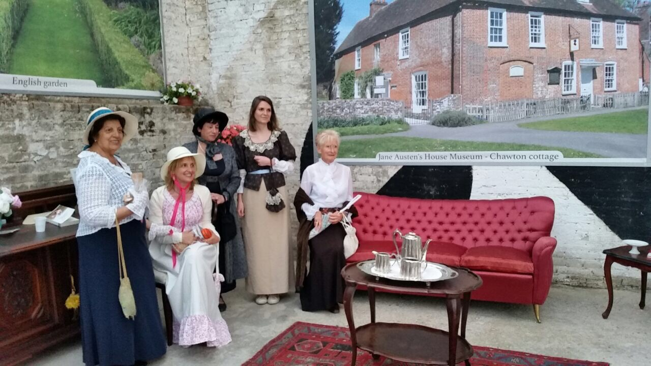Un weekend con Jane Austen IMG 7870