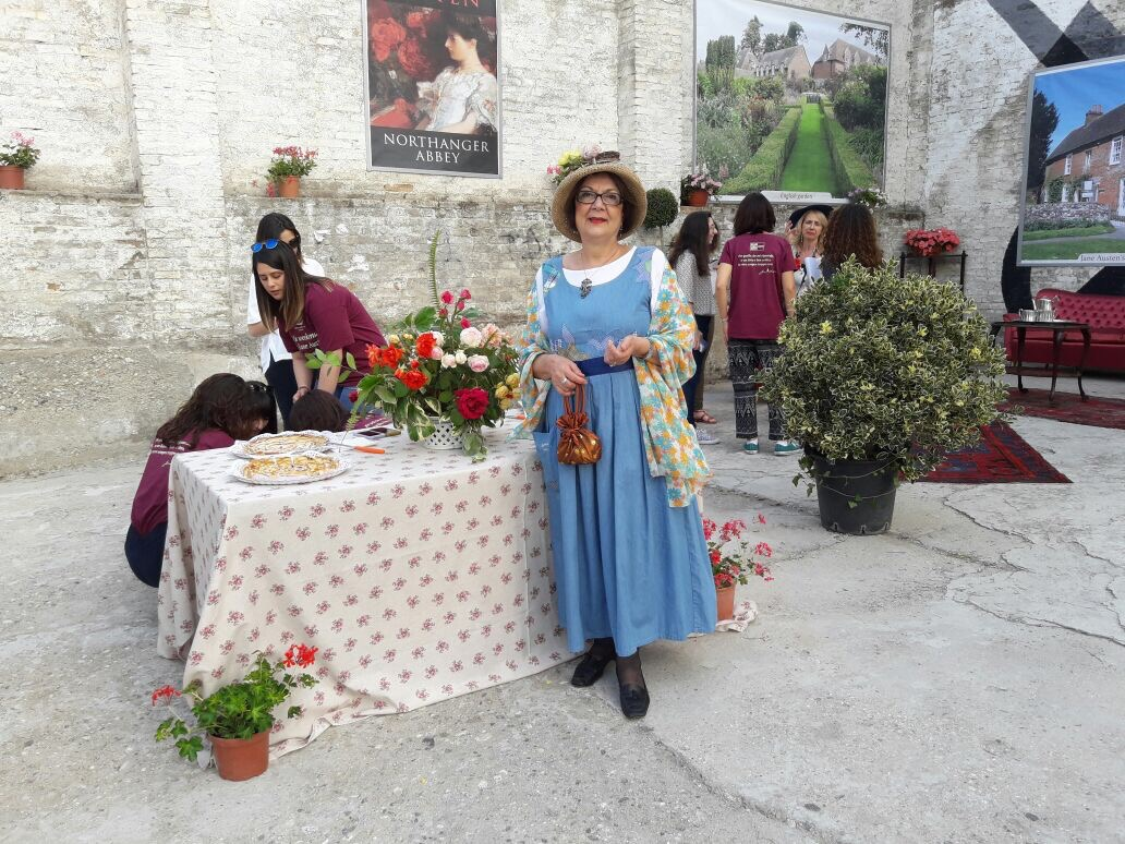 Un weekend con Jane Austen IMG 7933